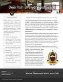 Bearhill Brewing Company Success Story - BeerRun Software